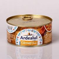 Carnati cu fasole Ardealul