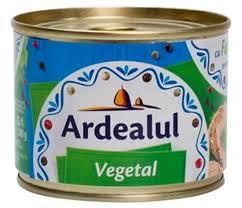 Pate vegetal Ardealul 200g