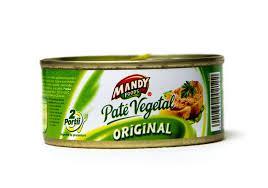 Pate vegetal Mandy