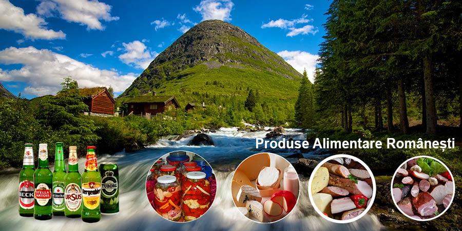 Produse alimentare romanesti